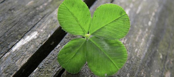 6 modi per essere fortunato