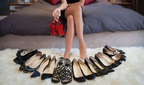Perfect shoes make you look perfect