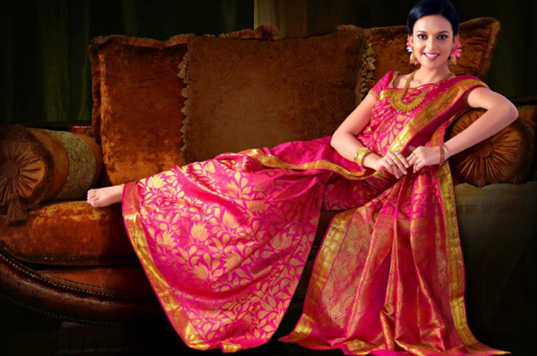 Pattu Sarees Of South India