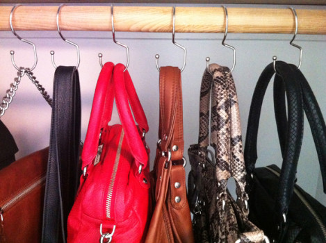 Tote Hanger : Hang Your Handbags