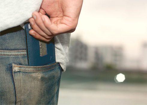 Slim Minimalist Wallet by Kisetsu.Co – Slim Your  Wallet in Style