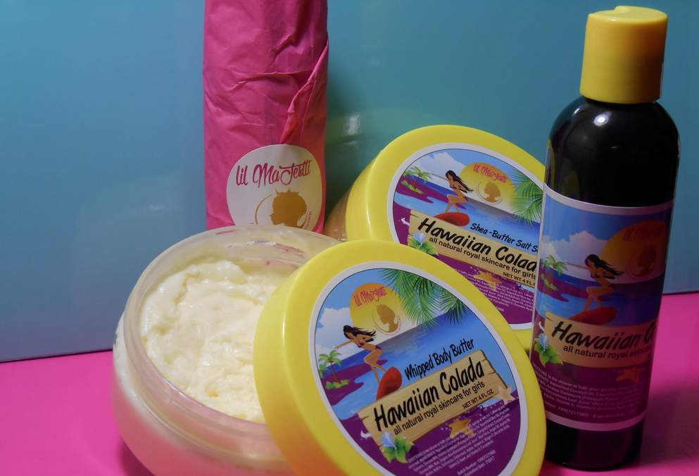 Lil MaJestti's Skin Care Products Are Completely Natural