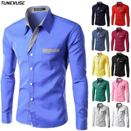 Shirts for Men in Different colors