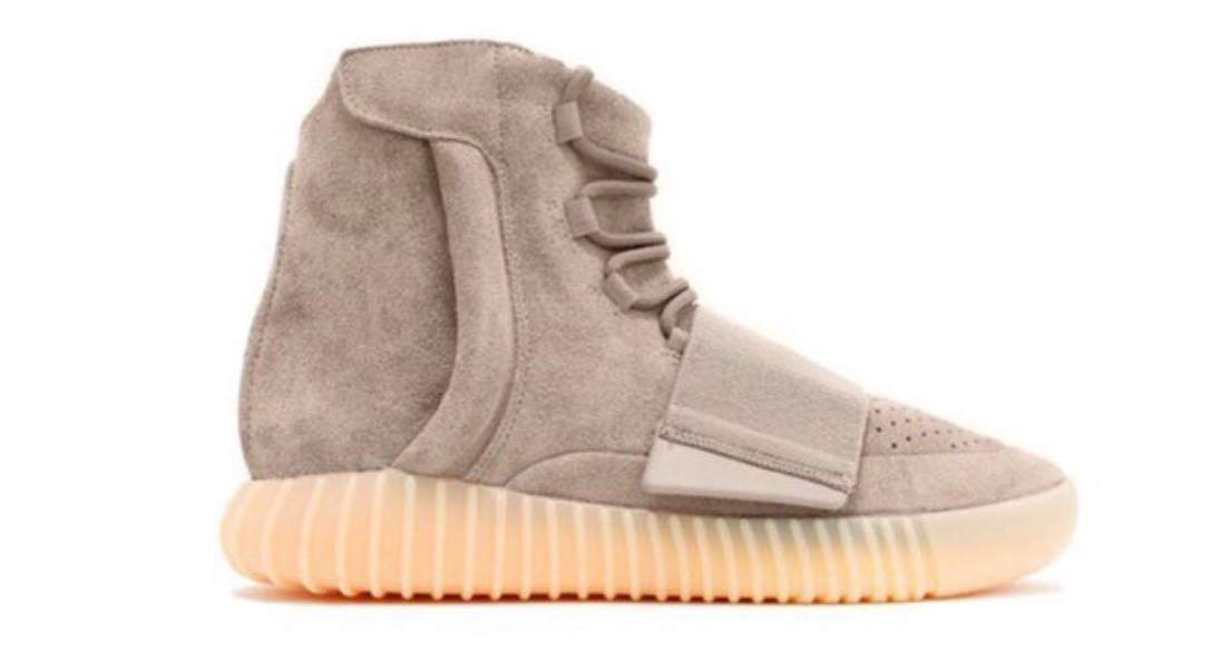Buy Light Brown Yeezy Boost 750 using Yeezy's For All