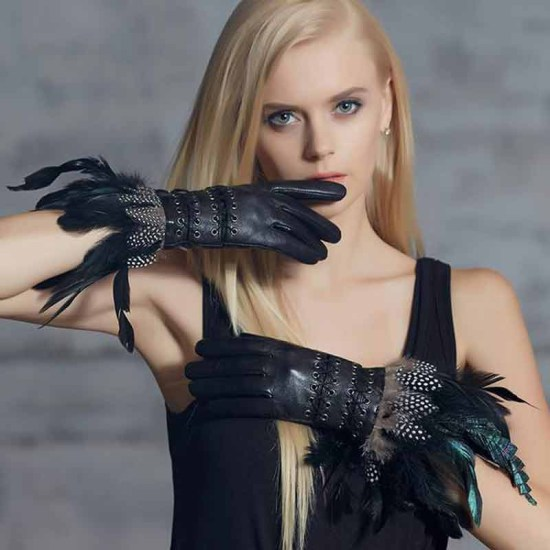 GSG leather gloves