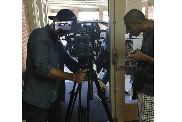 ONE OF THE BUSIEST GUYS IN HOLLYWOOD – CAMERA OPERATOR SHARATH CHANDRA