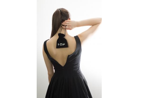 Zip Up Your Own Dress With Zipper Pull from I-ZIP