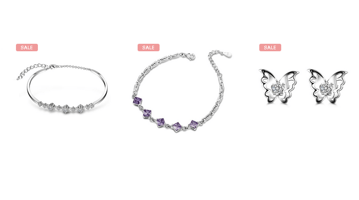 Selec Fashion Got the Best Sterling Silver Jewelry