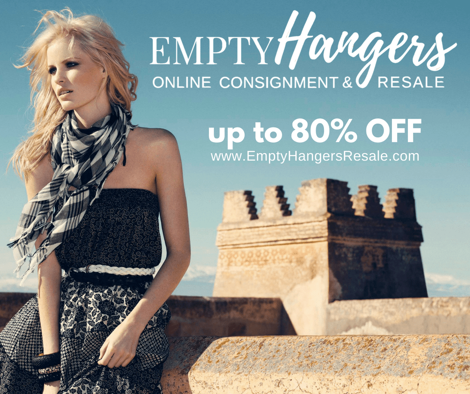 Up to 80% OFF On Top Fashion Brands At 'Empty Hangers'