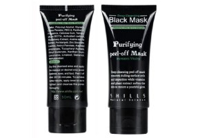 Get rid of your black heads with Black Mask Peel !