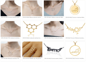 Set Your Own Fashion Trends With Spectacular and Gorgeous Chemistry Jewelry