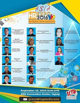 Asia HR Expo 2016