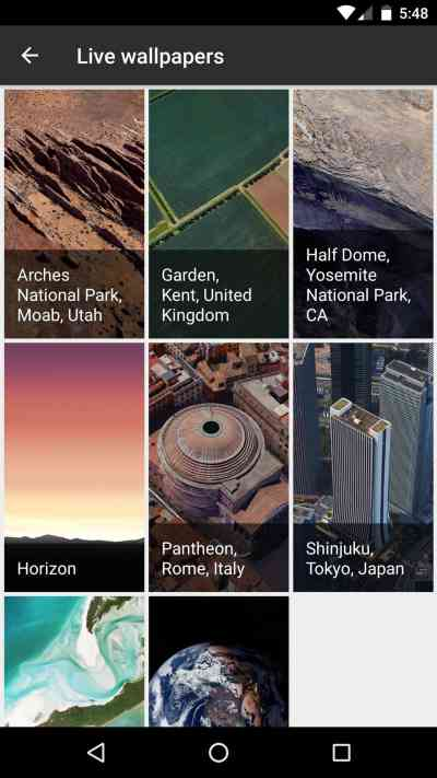Get Google Pixel's 'Live Earth' wallpapers on your Android