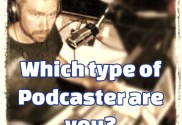 Podcast personality types