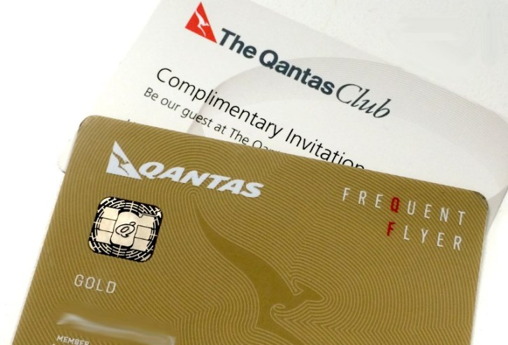 Qantas Frequent Flyer Card