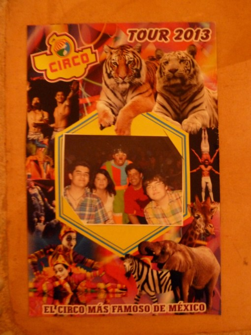 Circo Chino de Peking, Zihuatanejo, Mexico
