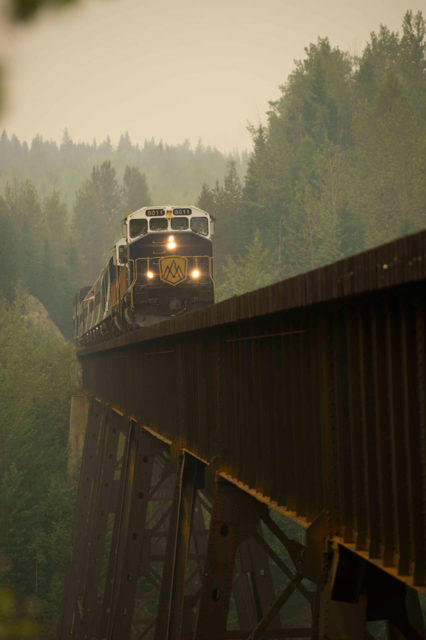 Train Travel:  My Ride on the Rocky Mountaineer
