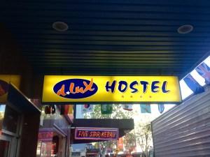 DLUX Hostel