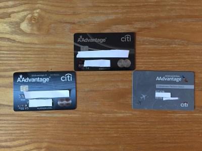 citi american airlines credit card