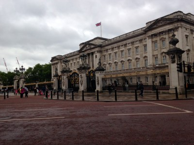 Buckingham Palace london