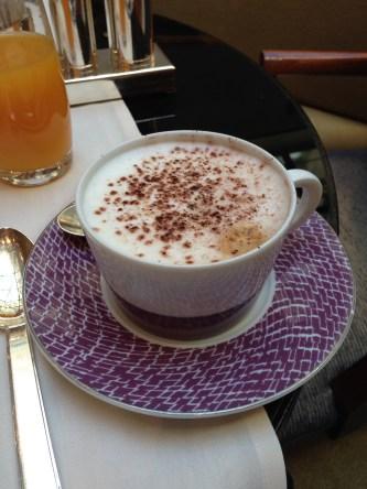 park hyatt paris vendome breakfast