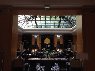hyatt paris madeleine restaurant