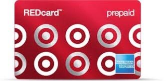 target redcard redbird prepaid