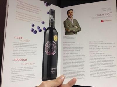 iberia business class wine