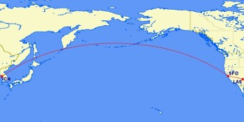 Singapore airlines route