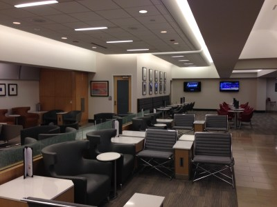 stl lounge american airlines admirals club