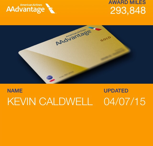 american airlines gold status