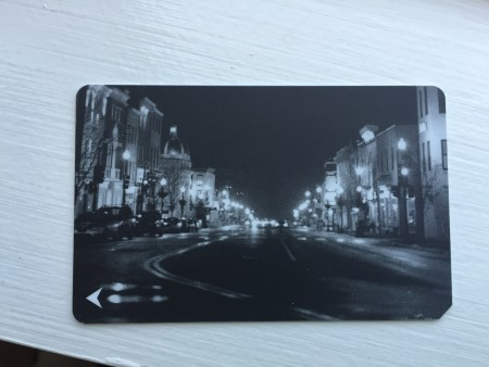 park hyatt washington dc key card