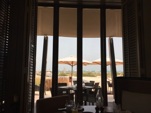park hyatt abu dhabi review luxury hotel breakfast diamond beach pool welcome house