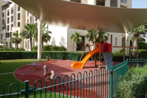 park hyatt abu dhabi review luxury hotel breakfast diamond beach pool welcome camp