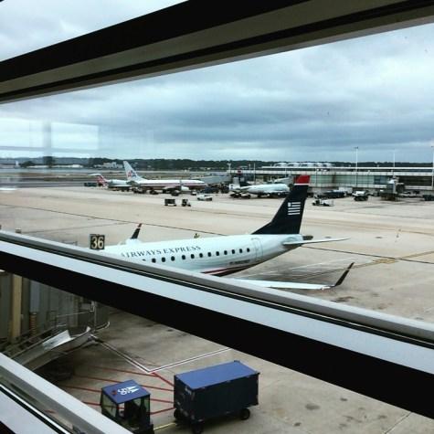 US airways E190