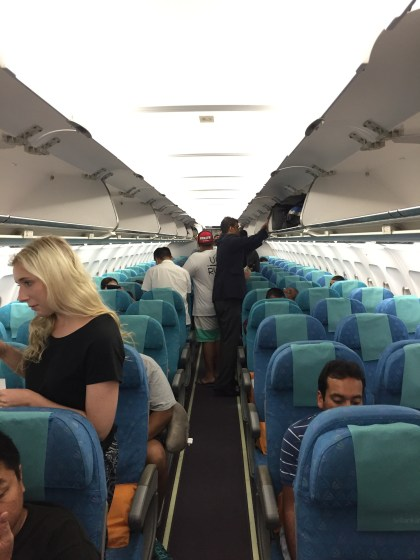 Sri Lankan Airlines Economy Class MLE-CMB