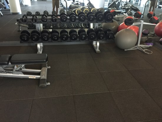 hotel review hyatt andaz west hollywood los angeles sunset suite riot house gym