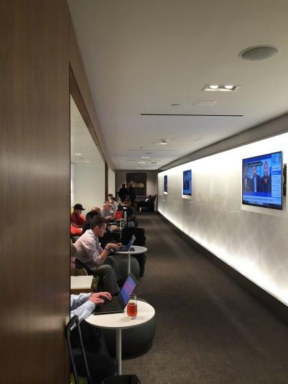 American Express Centurion Lounge LaGuardia