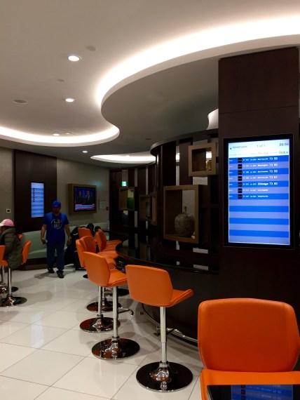 Etihad Airways U.S. Pre-Clearance Lounge AUH