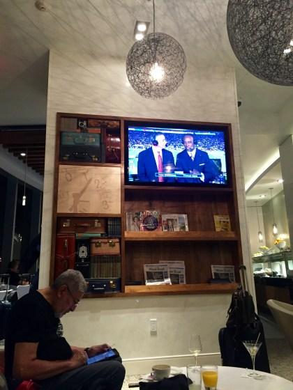 American Express Centurion Lounge Miami