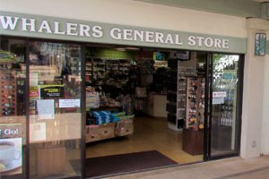 Whalers General Store in Poipu