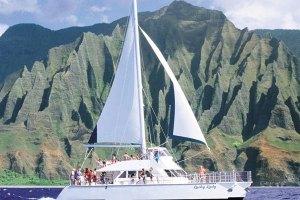Kauai Sea Tours- Lucky Lady