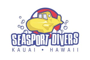 Seasport Divers Kauai Logo
