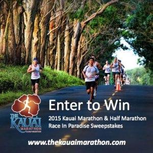 Kauai Marathon Sweepstakes