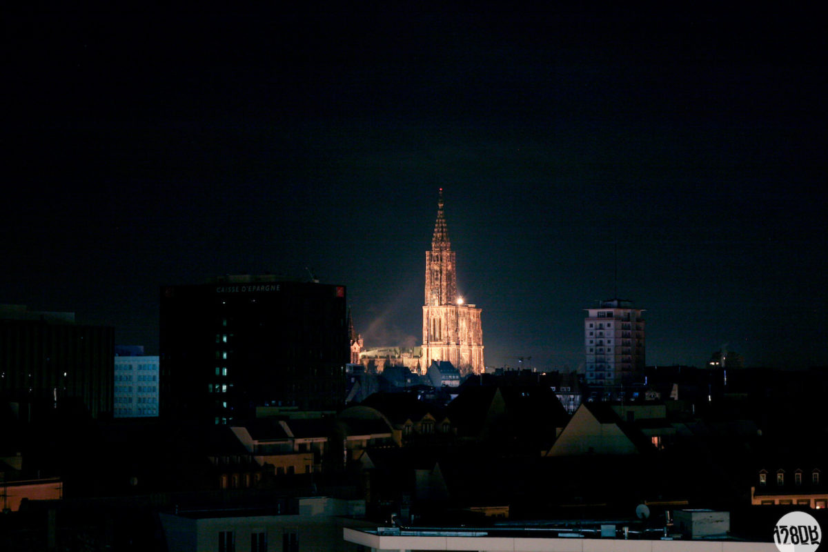 Je suis un être humain, je viens d'arriver à Strasbourg et cet article est pour moi