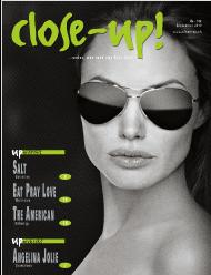 Close Up – September 2010