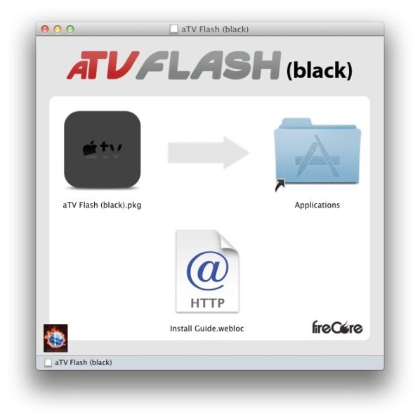 Apple TV 2 aTV Flash installieren - Tutorial