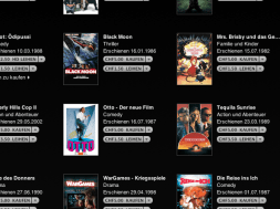 Grosse Filme zu kleinem Preis