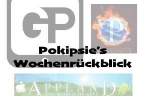 Pokipsies Wochenrückblick