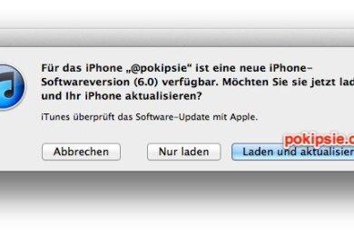 iOS 6 ist online und steht jedem zum Download zur verfügung